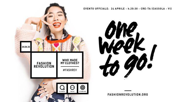 Nel bassanese c'è qualcosa di nuovo nell'aria.. il 24 Aprile 2015 ci sarà un evento ufficiale a sostegno di Fashion..
