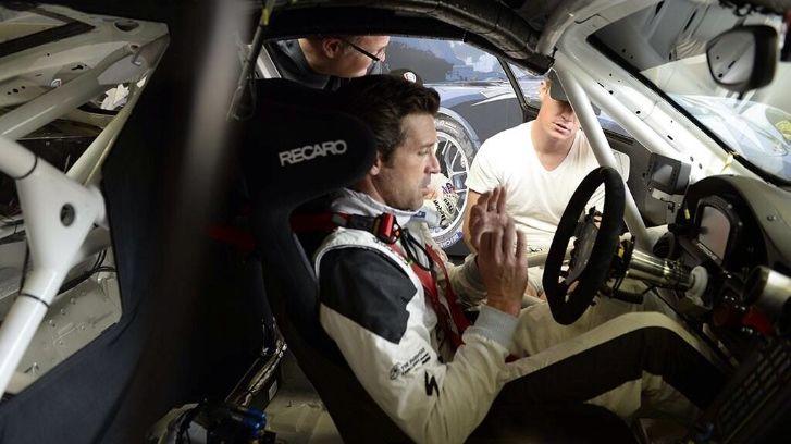 patrick dempsey | Patrick Dempsey's Le Mans Clip Makes You Want to Race [Video]