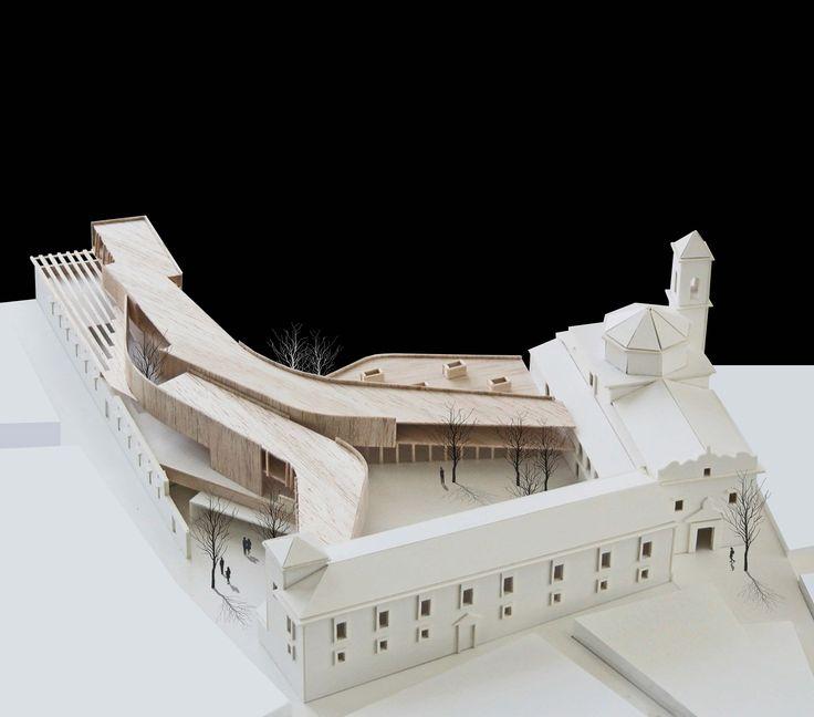 HOSPEDERIA DE TURISMO FREGENAL DE LA SIERRA - tapia + figueiras arquitectos