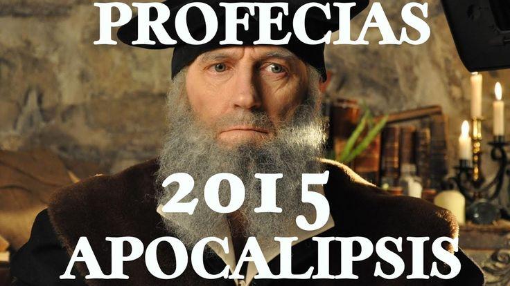 Profecias de Nostradamus 2015