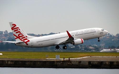 Virgin Australia Airlines - B737-8FE