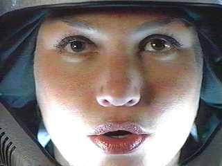 """Another Group of  Great Television Characters  S h a n e   V a n s e n ,  Captain ,  United States Marine Corps. , Space combat Division  """"Space :  Above and Beyond""""  (Fox-Television; 1995-96)  played by Kristen Cloke"""