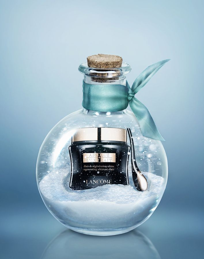 Beauty Illustrations for ROUGE Magazine, China on Behance