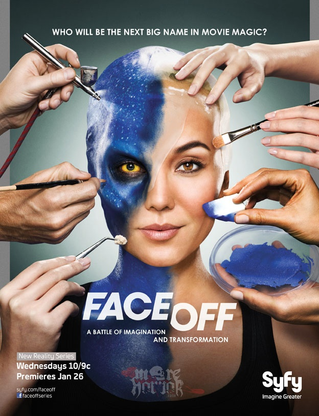 Face-Off on the SyFy Channel: Favorite Tv, Makeup, Favoritetv, Tvshow, Tv Show, Movie, Faceoff, Faces Off, Special Effects