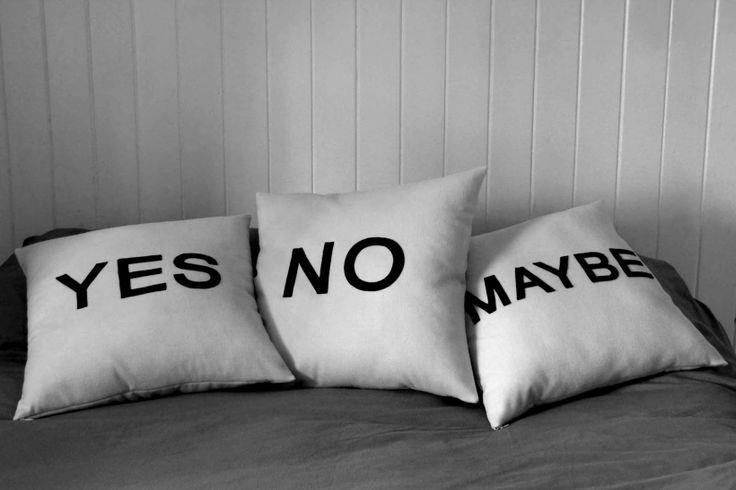 Να είσαι αναποφάσιστος είναι και αυτό μια απόφαση.