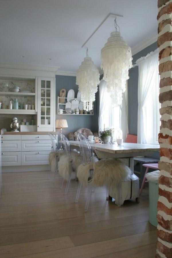 Kitchen in Villa von Krogh