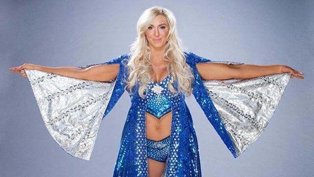 """WWE - Superstar"" Athlete And Champion Amongst Champions: ""Charlotte Flair ""(""Queen Of Queens"")On ""SmackDown Live""…"