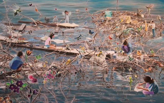 Shurooq Amin | Pollutoland (2014) | Artsy