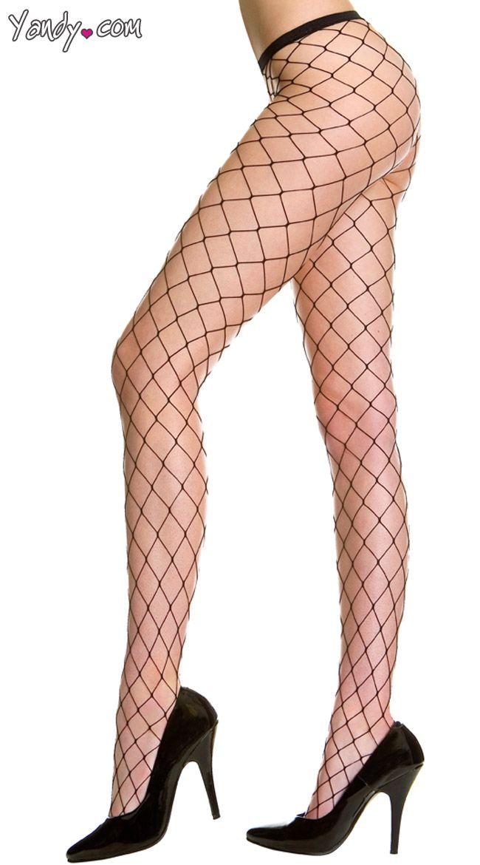 Fence Net Pantyhose Great 119