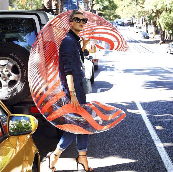 #KarenWalkerFragrances C on the streets of Sydney with @RubyJean_Wilson ✨ If you're in town this week, visit the #karenwalkerabc Pop Shop at Westfield Sydney (Pitt St Mall between Zara & Nespresso) - or shop at Myer beauty counters nationwide ✨  Karenwalker.com