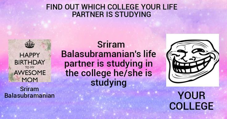 FIND OUT WHICH COLLEGE YOUR LIFE PARTNER IS STUDYING | Kevera