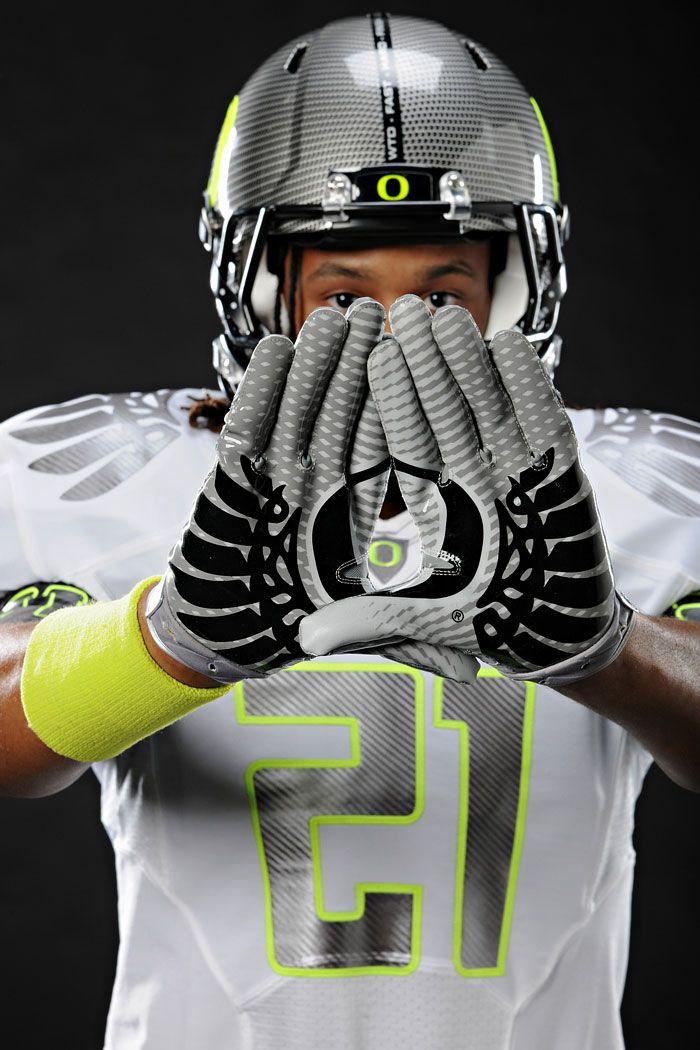 New Oregon Ducks Football Uniforms
