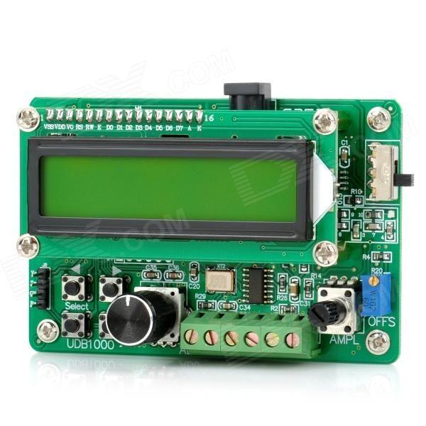 UDB1000 DDS Signal Generator Module - Green