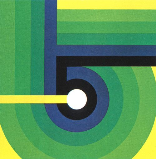 """""""5"""" by Otto Rieger, 1978."""