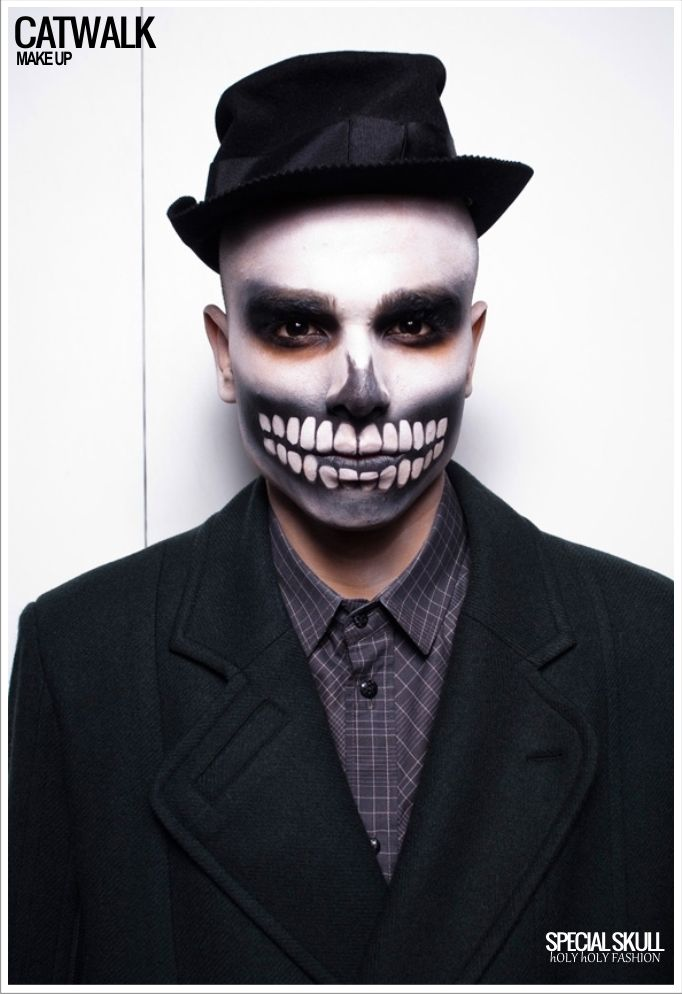 Best 25+ Mens Halloween Makeup ideas on Pinterest Guy - Mens Halloween Makeup