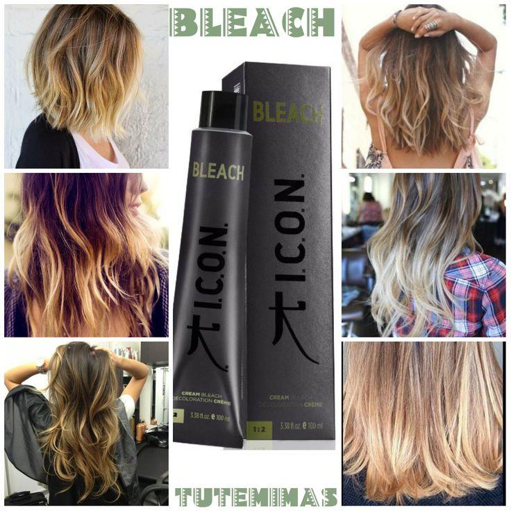 ¿Conocéis ya la crema decolorante #BLEACH? Con manteca de Karité, #Cream Bleach consigue el tono que deseas con una textura segura para tu cabello y cuero cabelludo. Es perfecta para trabajar diferentes técnicas como las mechas californianas pero sin dañar la estructura de tu pelo. Consigue el tono que buscas sin dejarlo reseco, ofreciendo una textura cremosa y manteniendo la integridad intacta de tu cabello. Consíguelo a un precio increíble y en sólo 24 horas haciendo click aquí