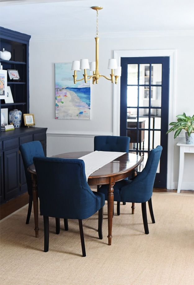 341 best Dining Room images on Pinterest Dining room Blue