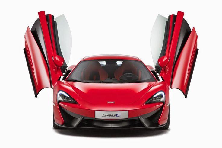 McLaren 540C Coupe, Mobil Sport Termurah! ~ Info Otomotif