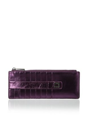 57% OFF LODIS Women's Pico Boulevard Credit Card Case, Ruby