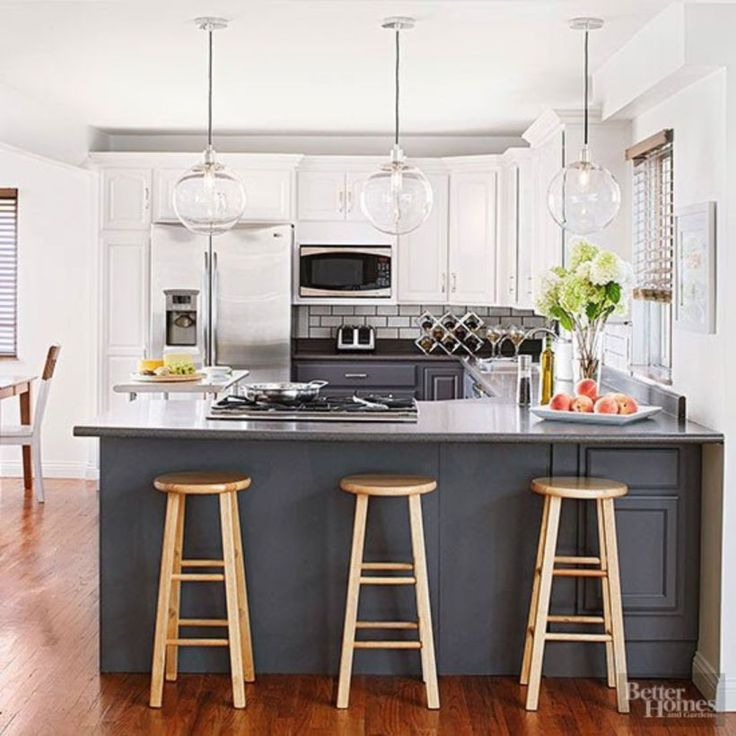 5 Small Kitchen Remodeling Ideas On A Budget: Best 25+ Budget Kitchen Makeovers Ideas On Pinterest