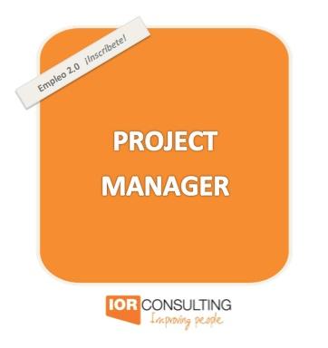 Importante empresa del sector industrial, ubicada en Barcelona Ciudad, precisa incorporar: PROJECT MANAGER
