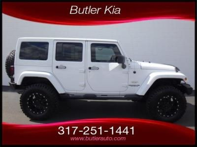 2012 Jeep Wrangler Unlimited Sahara For Sale In Indianapolis | Cars.com