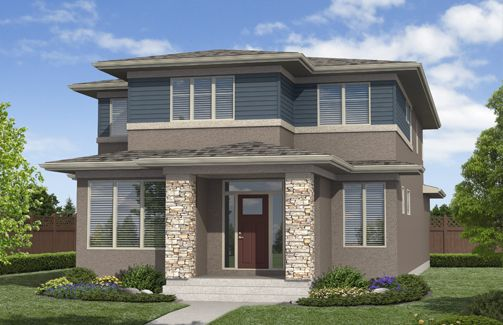 Perry Homes - Five www.perryhomes.ca