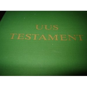 Estonian New Testament / Uus Testament  $29.99