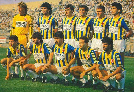 Fenerbahçe 1989-1990
