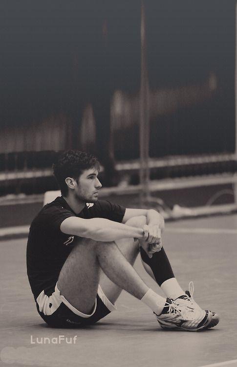 Luca Vettori - volleyball player