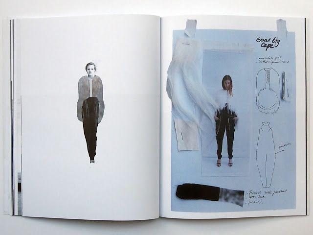 Fashion Sketchbook - fur cape design, fashion drawings & textile samples - fashion design process; fashion portfolio // Sabela Tobar