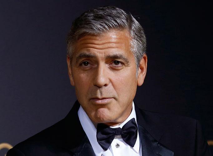 George Clooney, gouverneur de Californie ?