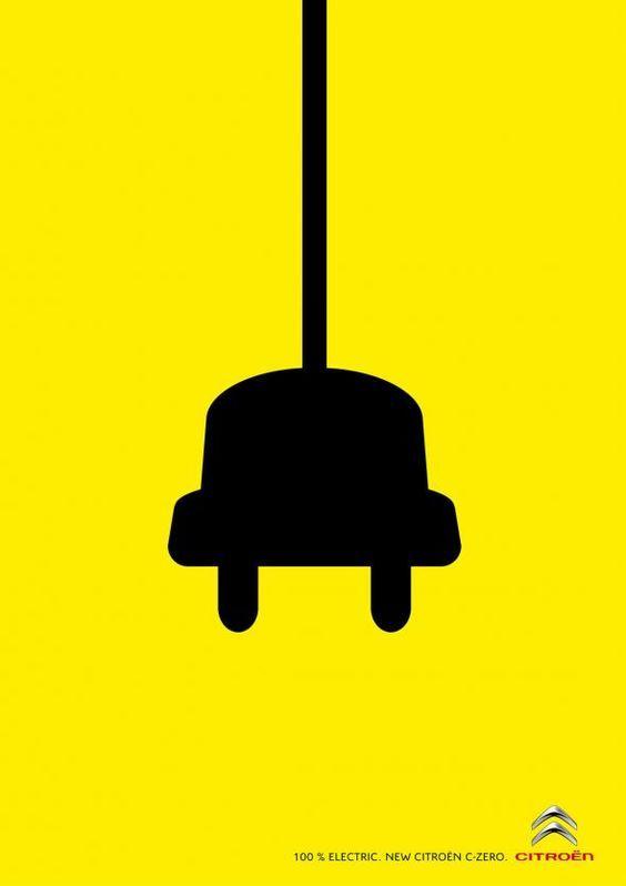 Friendly ad for a friendly car #ElectricCar #Czero