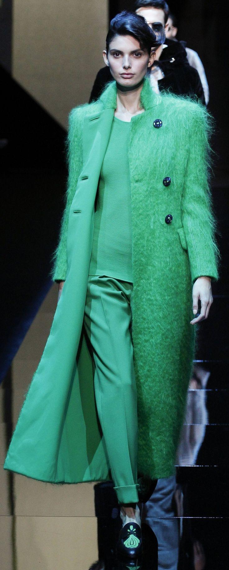 Giorgio Armani Fall 2017