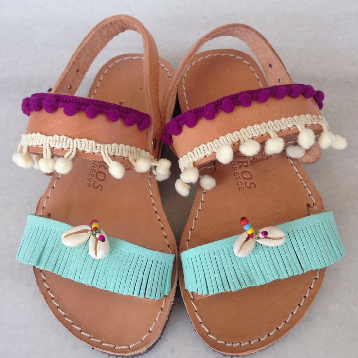 Baby sandals By @bohemian__dreams!