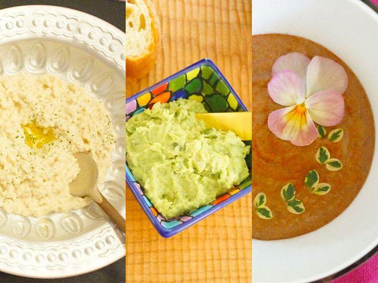 食通のためのキュレーションマガジンdressing「dressing編集部」の記事「5分で作れるヘルシーディップ!「フムス」の簡単レシピまとめ」です。