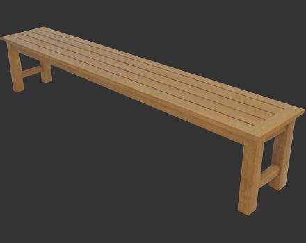 Hampton 230 Bench