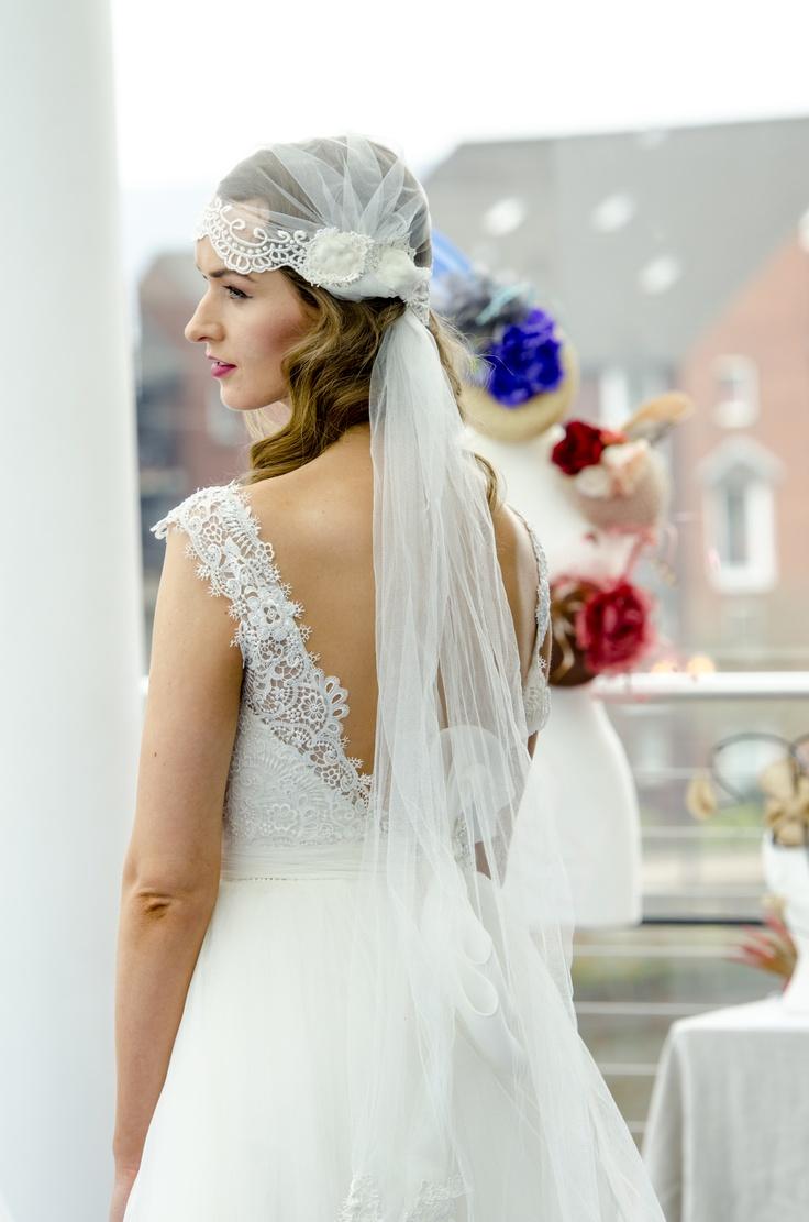 38 best Visionary Veils Wedding Veils images on Pinterest   Wedding ...