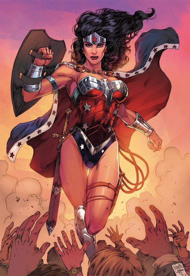 Wonder woman biography dc comics-8418