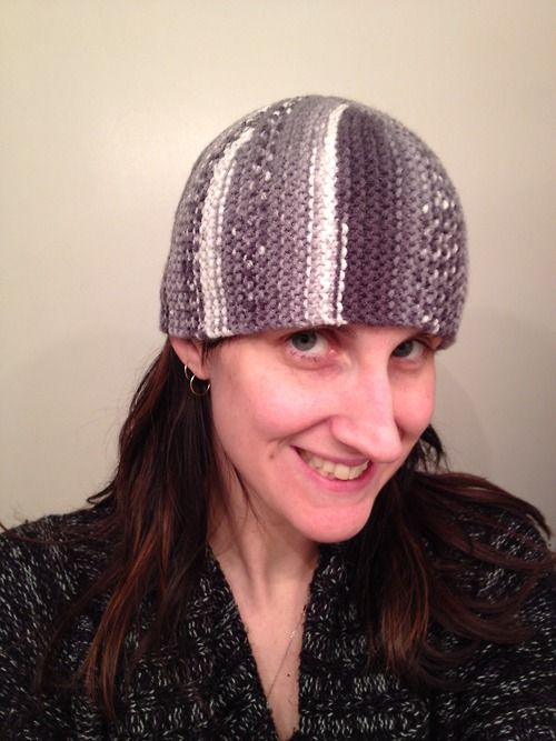 Emz Geekery - See my kind-of review on this free sidewinder haat pattern I did.