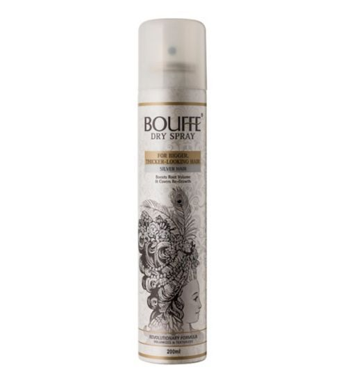 Bouffe hair thickening spray silver 200ml