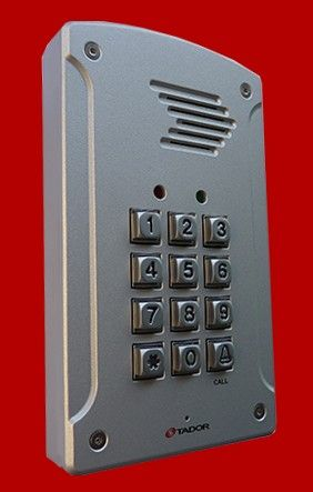 Tador Analog Door Phone Keypad