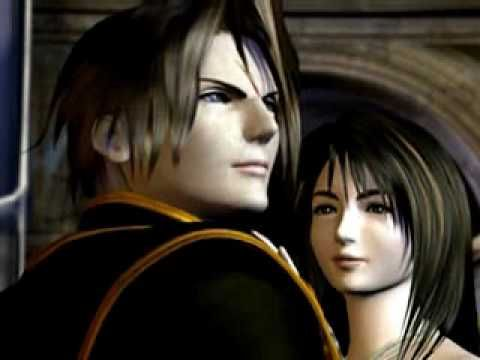 Final Fantasy VIII - Ballroom Dance Scene - YouTube