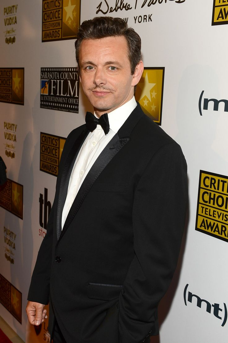 This Is For Anyone Who's Thirsty For Michael Sheen