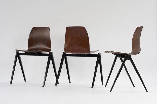 Pagholz / Galvanitas chairs