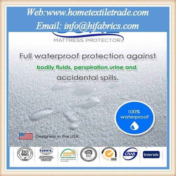 no harmful substances bed sheet fabric heavy duty polyurthane waterproof 5 side waterproof mattress protector...     https://www.hometextiletrade.com/us/no-harmful-substances-bed-sheet-fabric-heavy-duty-polyurthane-waterproof-5-side-waterproof-mattress-protector-in-los-angeles.html