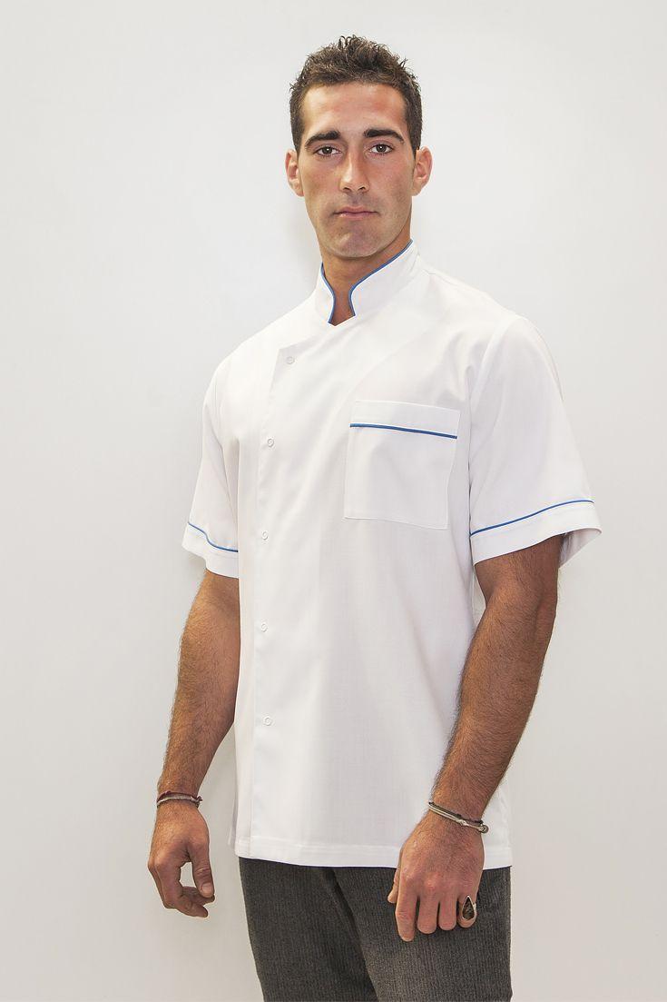 Tunic Top - mens medical, dental, pharmacy uniforms made in WA