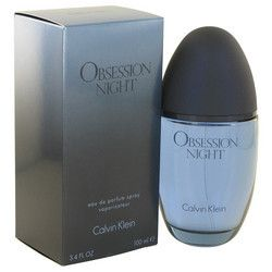 Obsession Night by Calvin Klein Eau De Parfum Spray 3.4 oz (Women)