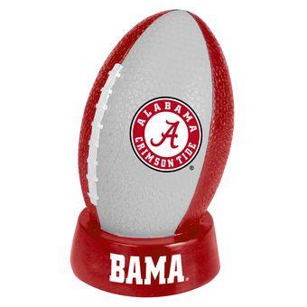 Alabama Crimson Tide Football Display Paperweight