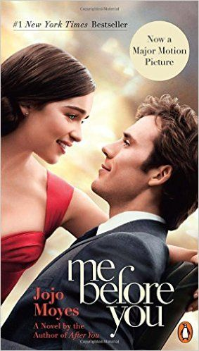Audiobook and Movie Review: Me Before You by Jojo Moyes   Book Club Babe